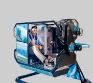 Симулятор FLY-Motion