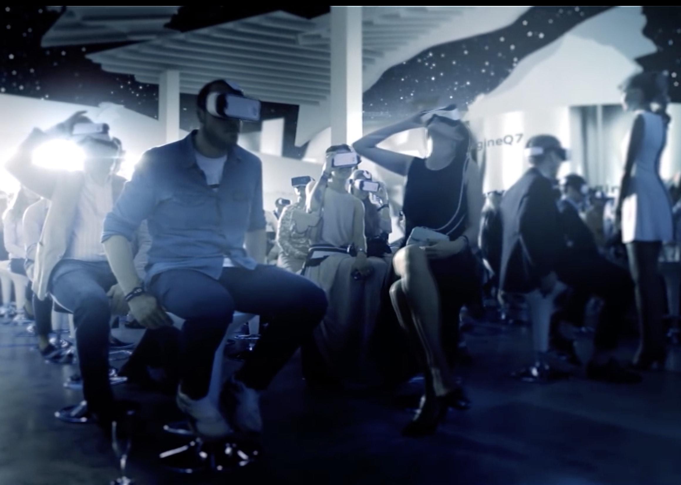 AR/VR в маркетинге и рекламе