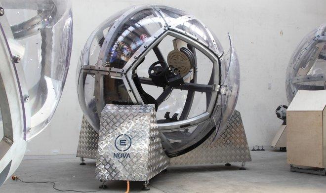 Сфера 360° VR