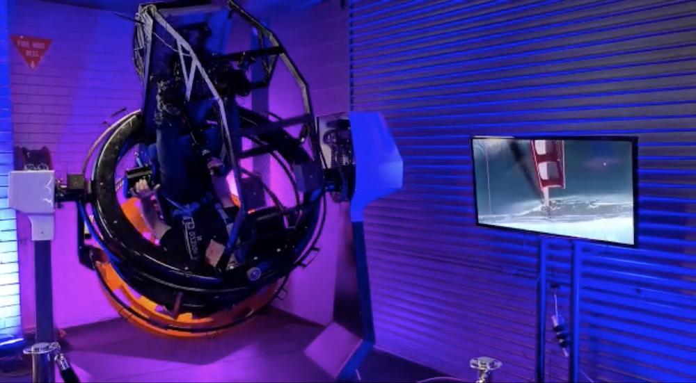 Симулятор Space-Motion VR в г. Голд Кост, Австралия